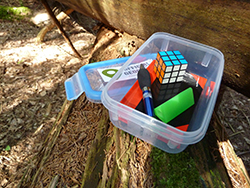 TomiXNet - Geocaching